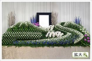 生花祭壇M