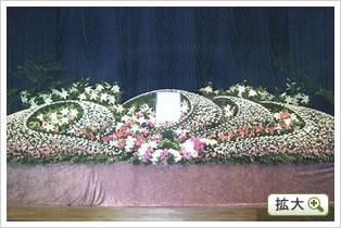 生花祭壇P