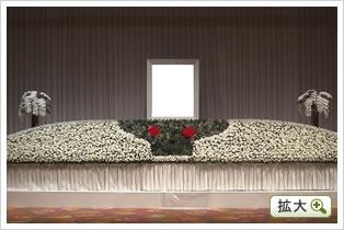 生花祭壇Y