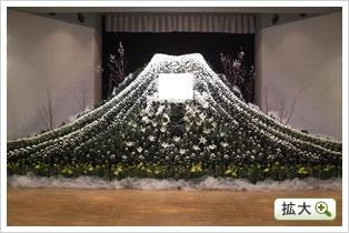 生花祭壇U